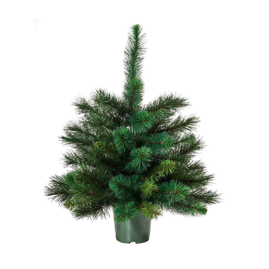 TREE OF THE MONTH Vánoční stromek 90 cm - zelená