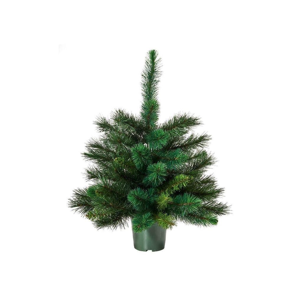 TREE OF THE MONTH Vánoční stromek 60 cm - zelená