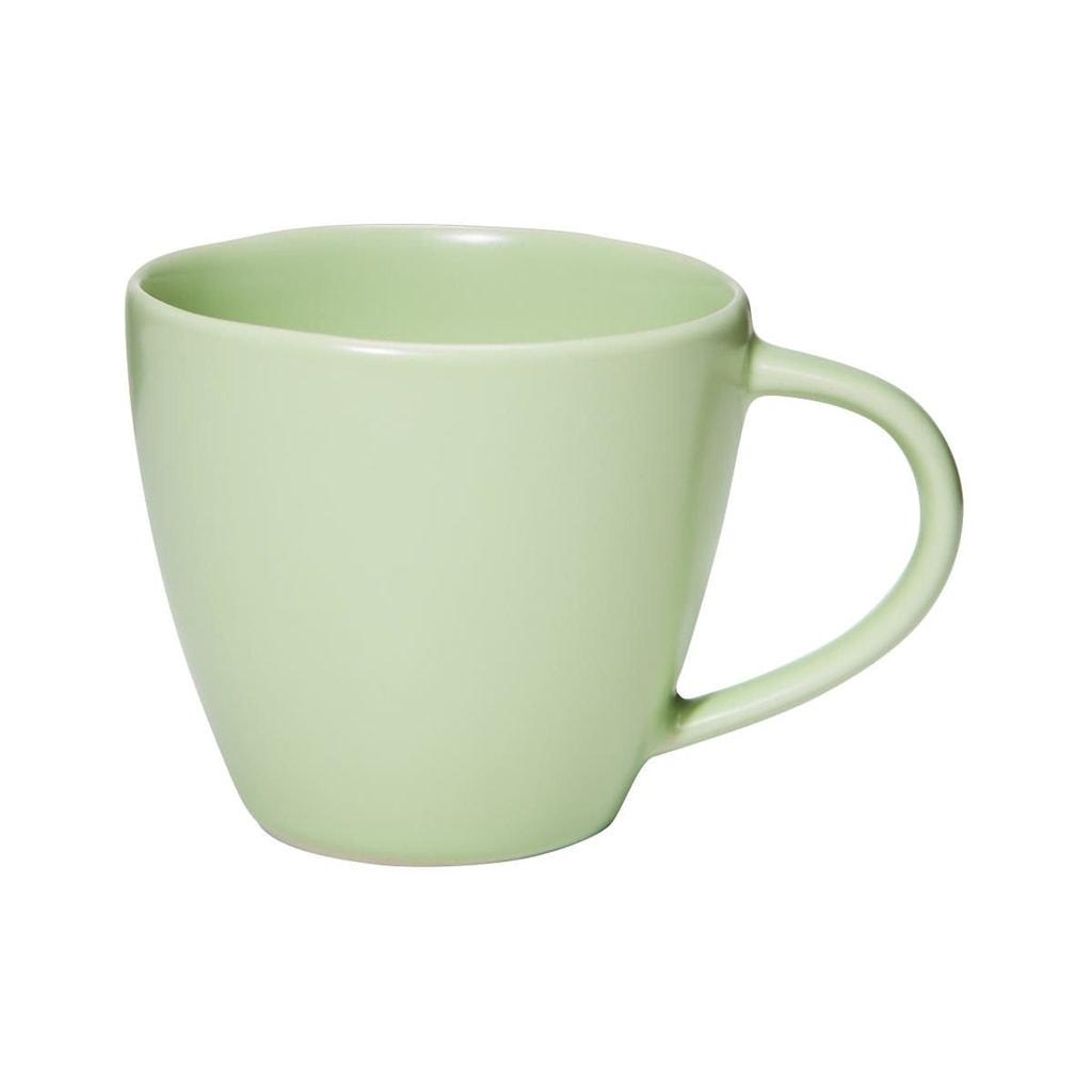 SPHERE Hrnek 360 ml - sv. zelená