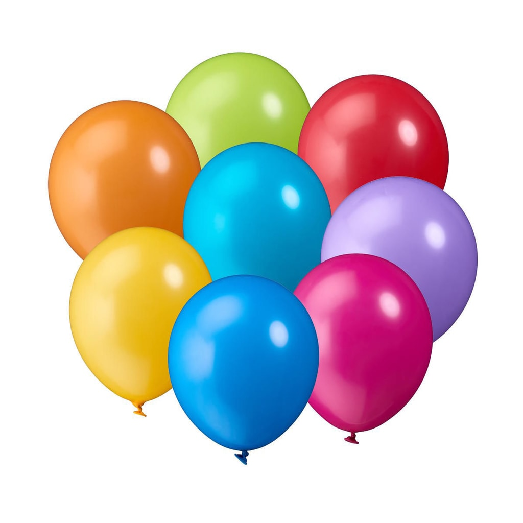 UPPER CLASS Balónky velké 30 cm set 10 ks