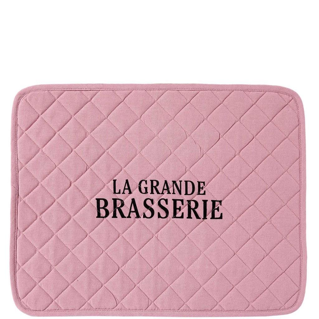 Fotografie LA GRANDE BRASSERIE Prostírání - růžová