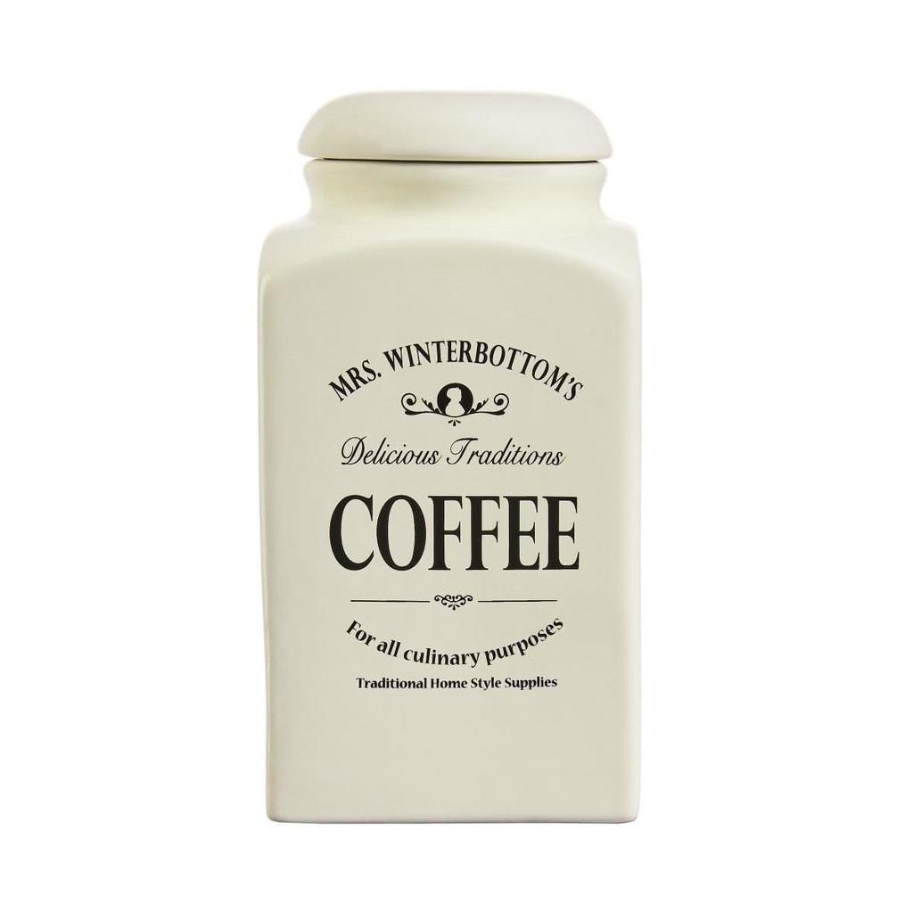 MRS WINTERBOTTOMS Dóza na kávu