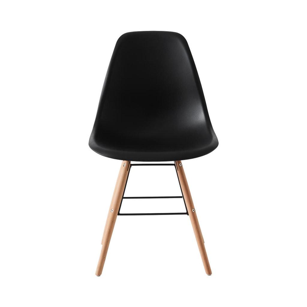 SEAT-OF-THE-ART Židle s rámem - černá