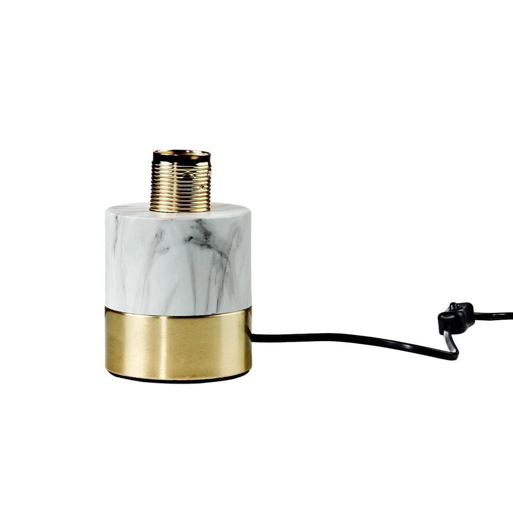 STILO Stolní lampa s mramorovým podstavcem 9 cm