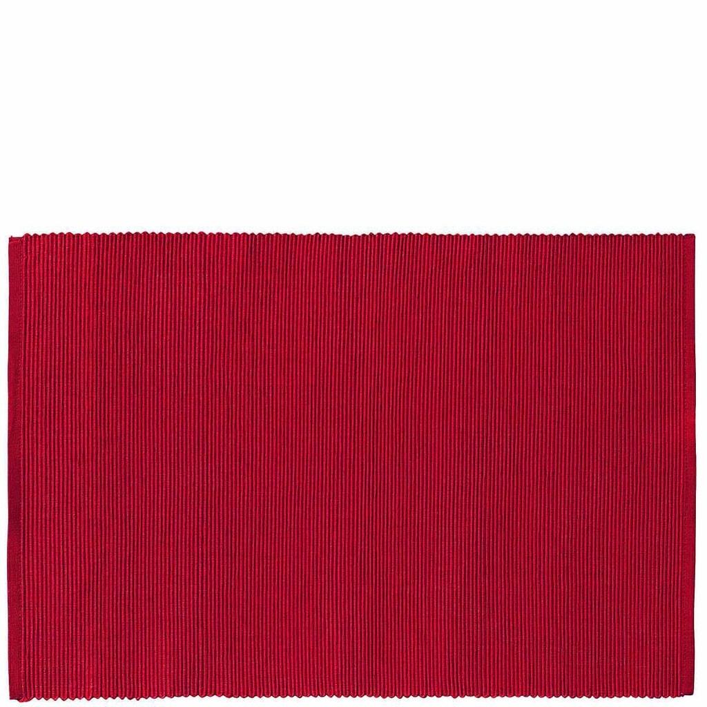 MIX IT! Prostírání 46 x 33 cm - červená