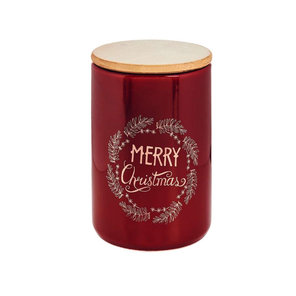 "QUEEN IT Dóza ""Merry Christmas"" 700 ml"