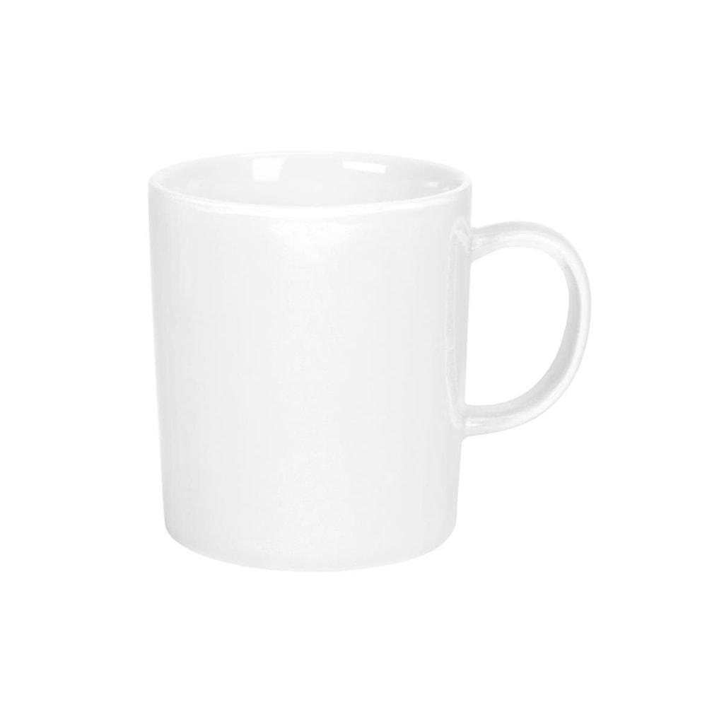 MIX IT! Hrnek na kávu - bílá