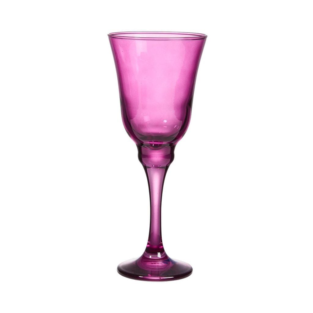 GRAND COULEUR Sklenice na víno 315 ml - sv. fialová