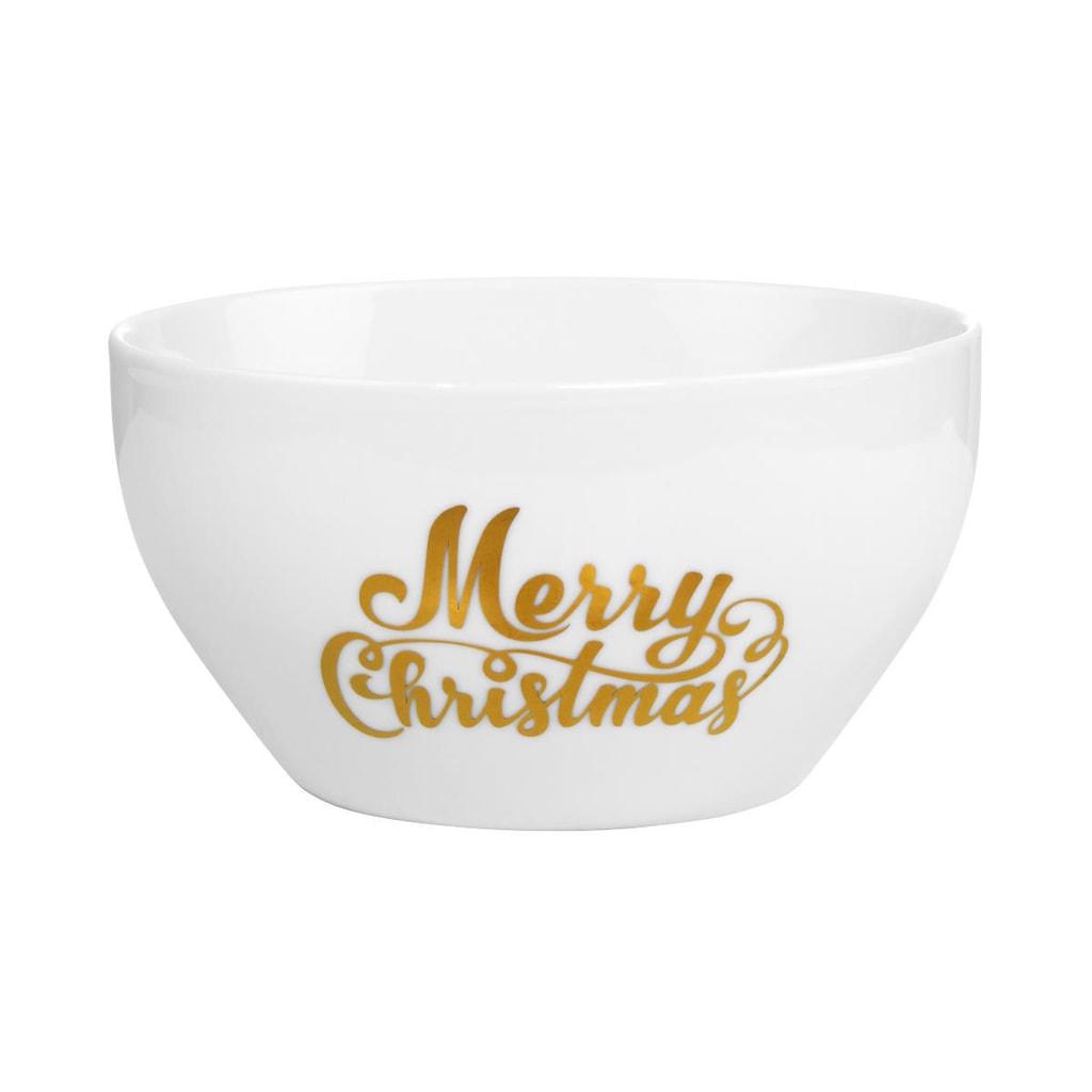 WHITE XMAS Miska Merry Christmas