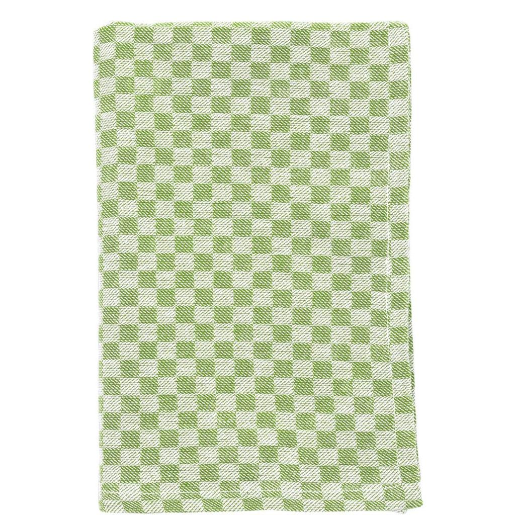 NICE DRY Ručník na ruce/utěrka 50x70 - zelená
