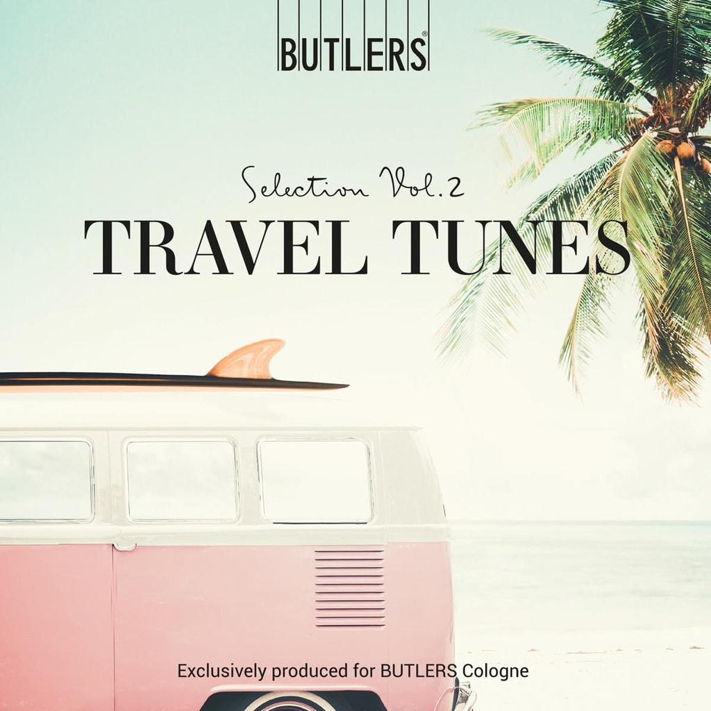TRAVEL TUNES CD Hudba na cesty II