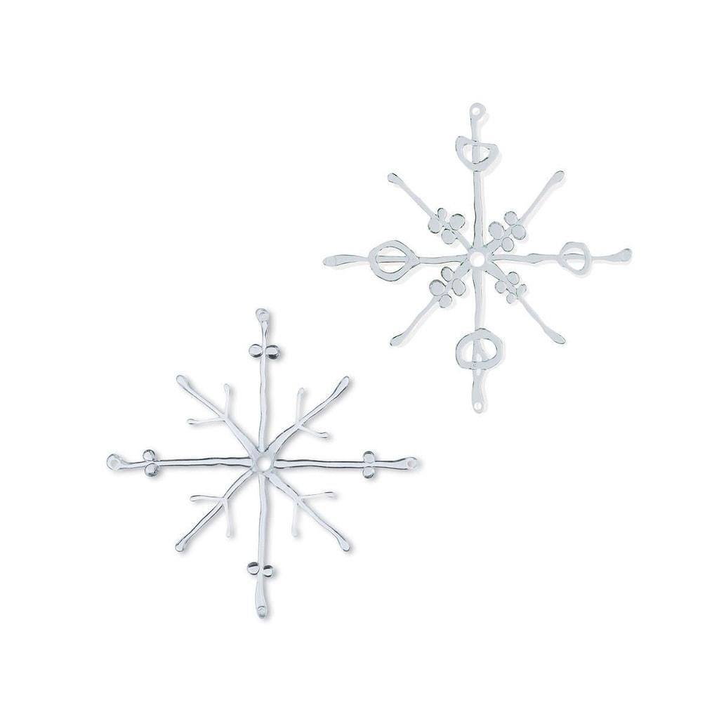 WINTERWORLD Ledové krystaly 2 ks