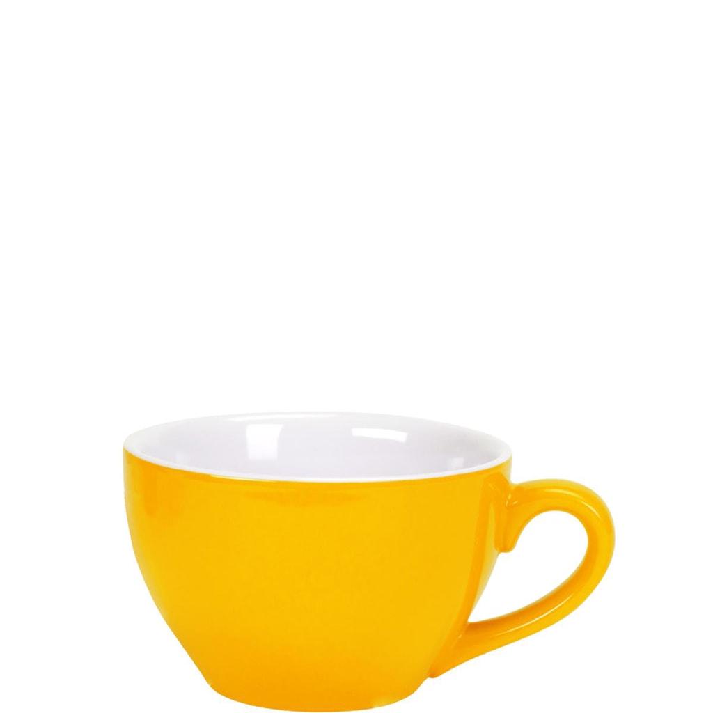 MIX IT! Šálek na kávu 280 ml - žlutá