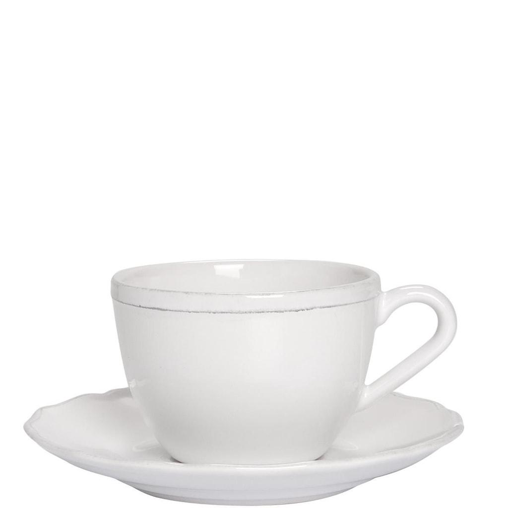 EATON PLACE Kávový šálek s podšálkem