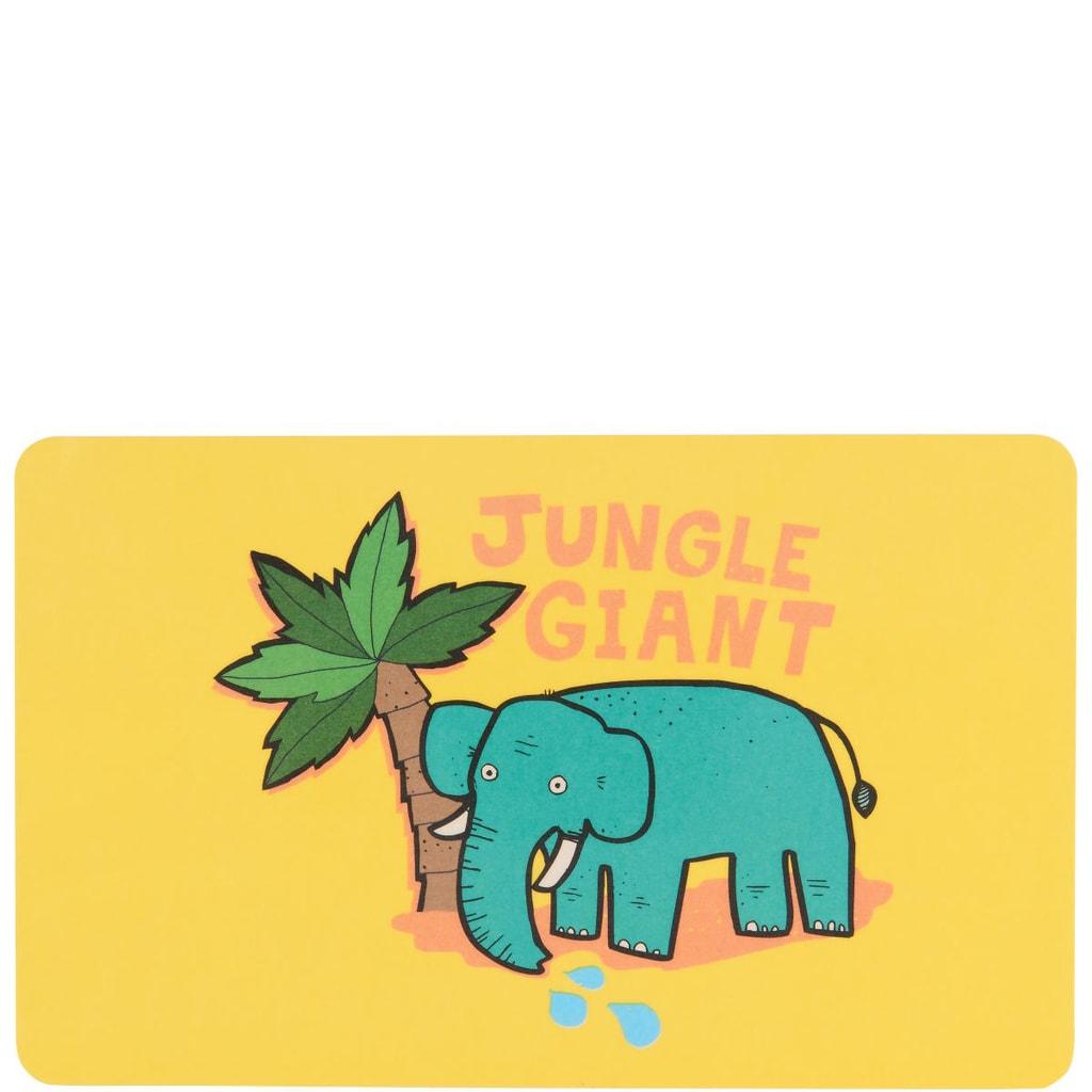 WILD THINGS Snídaňové prkénko slon