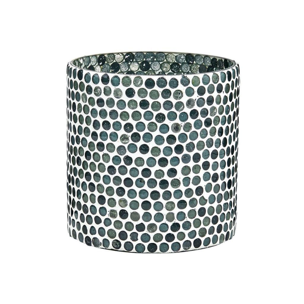 IBIZA Svícen 12,5 cm - zelená