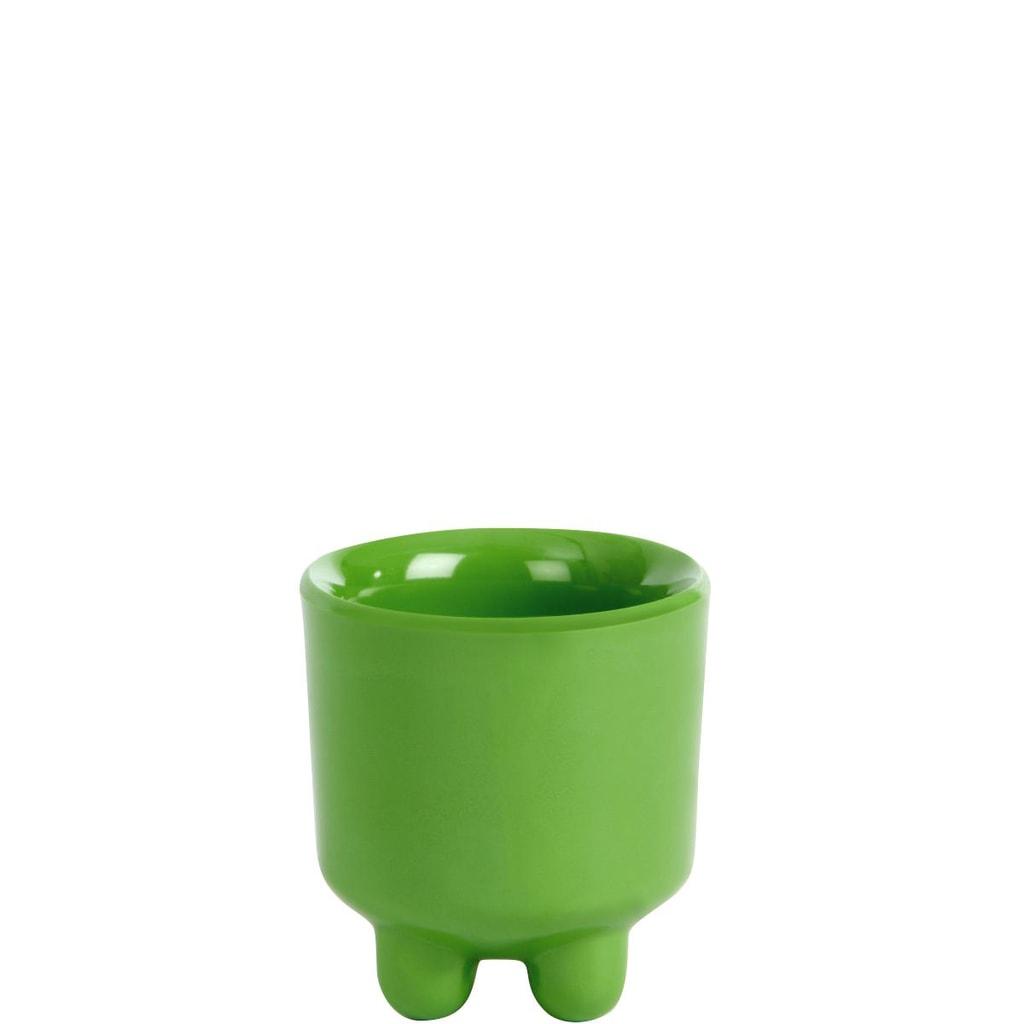 JUNIOR Kalíšek na vajíčko - zelená
