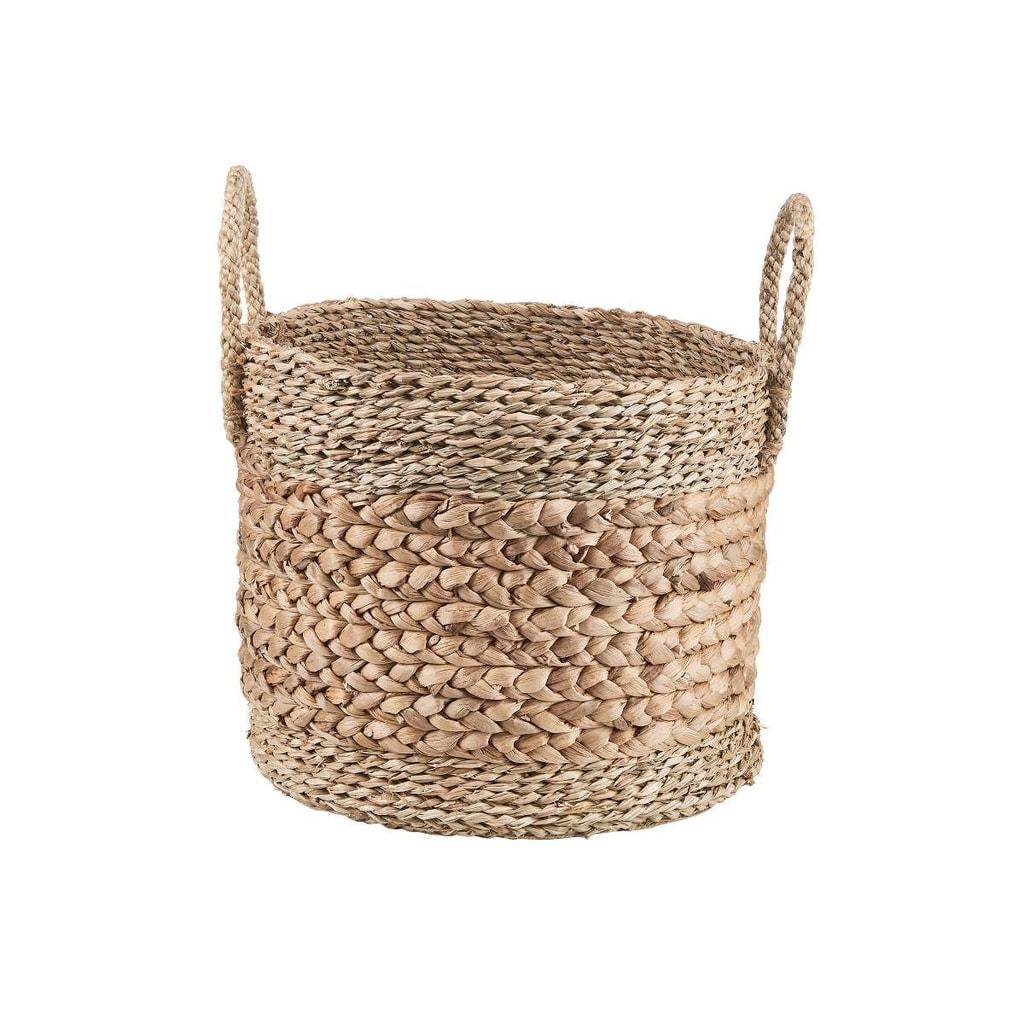 SEA BRAID Koš s pletenými držáky 28 cm