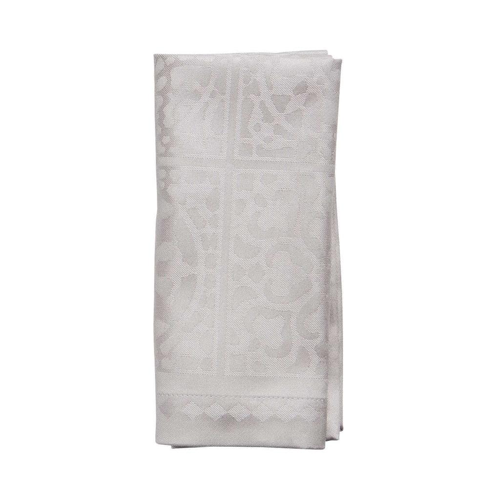 CIRCO MASSIMO Ubrousek 45 x 45cm - šedohnědá