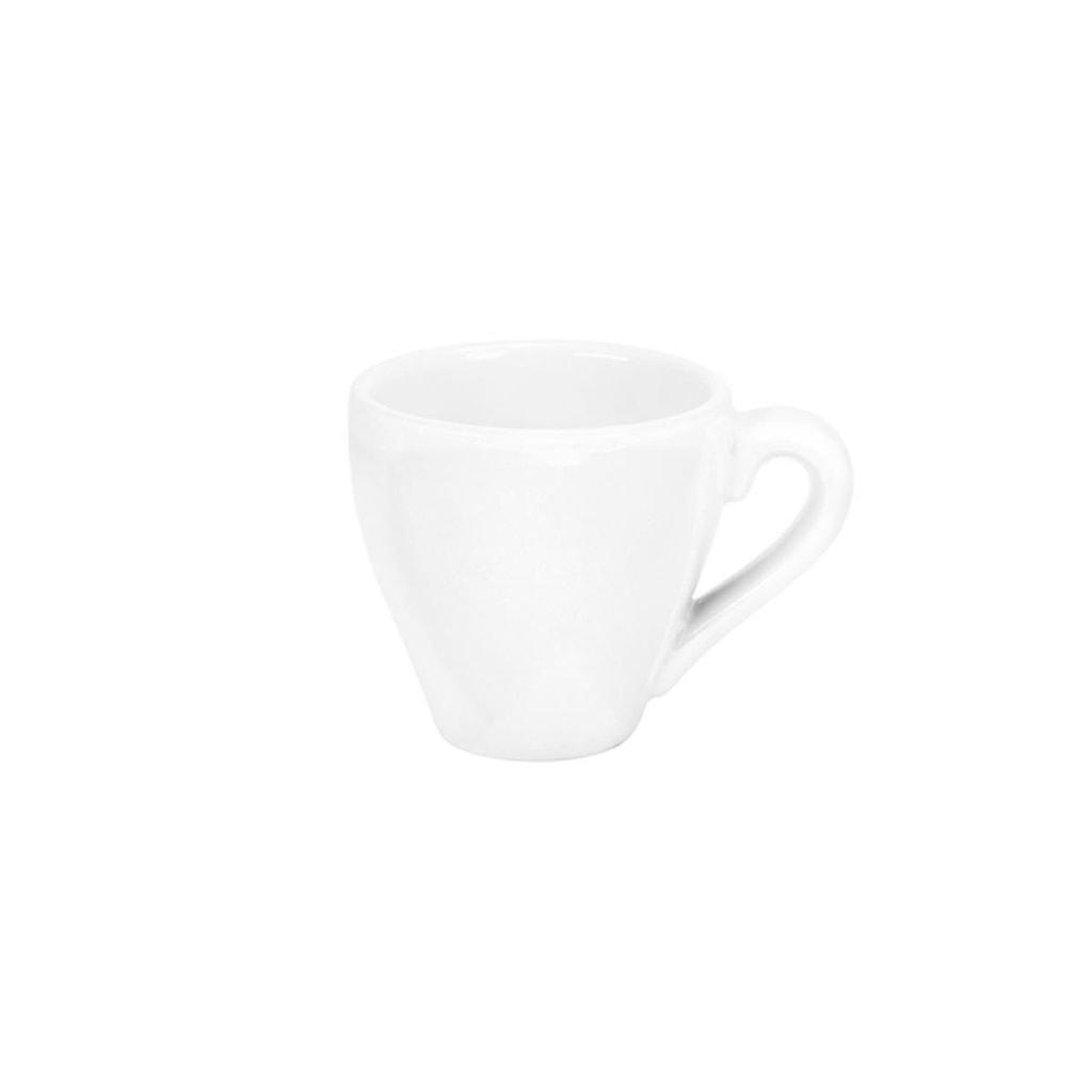 MIX IT! Šálek na espresso 60 ml - bílá