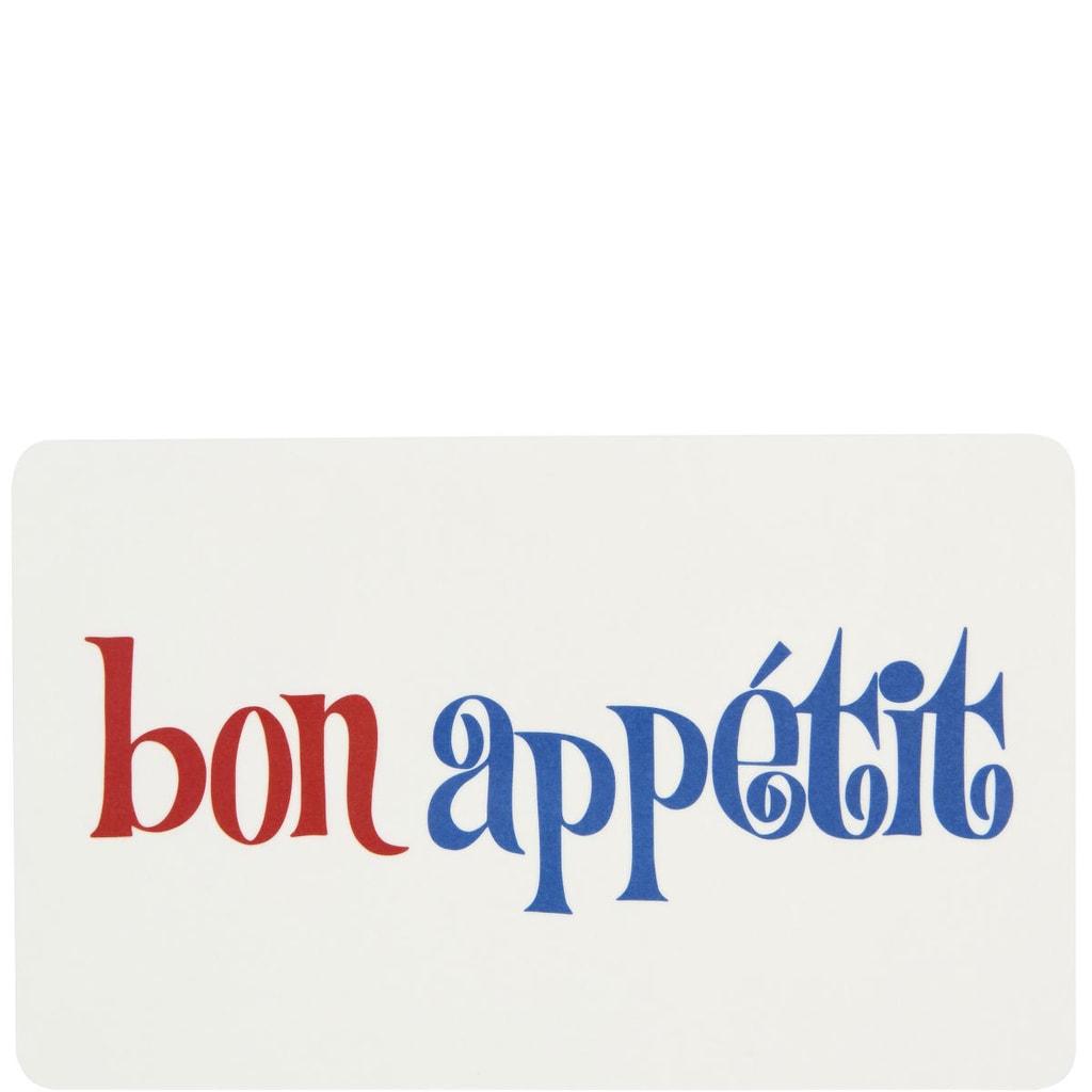 BREAD N'BUTTER Snídaňové prkénko Bon Appetit