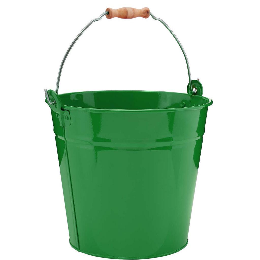 LUMBERJACK Kyblík - zelená