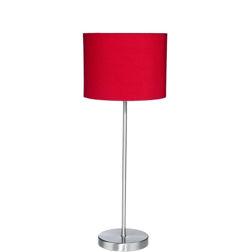 STILO Stolní lampa - červená