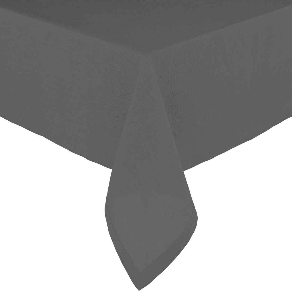 COMPOSITION Ubrus 150 x 300 cm - černá