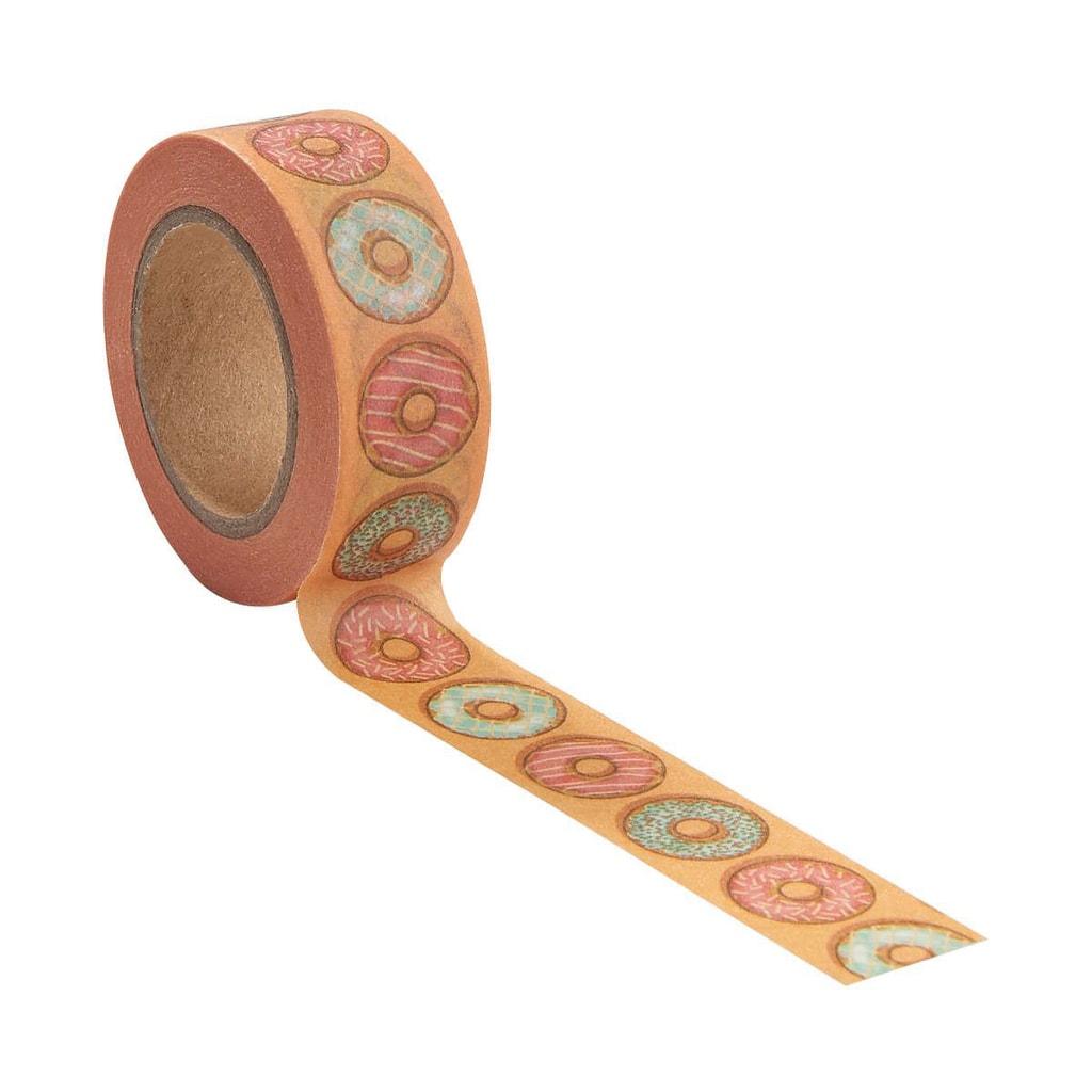 TAPE Lepicí páska donut 10 m