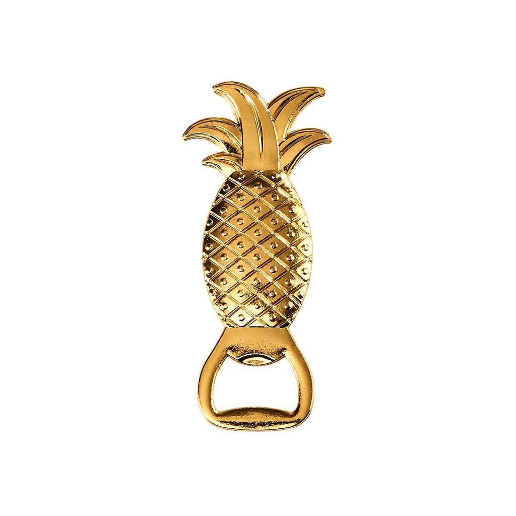 GOLD DIGGER Otvírák na láhve ananas