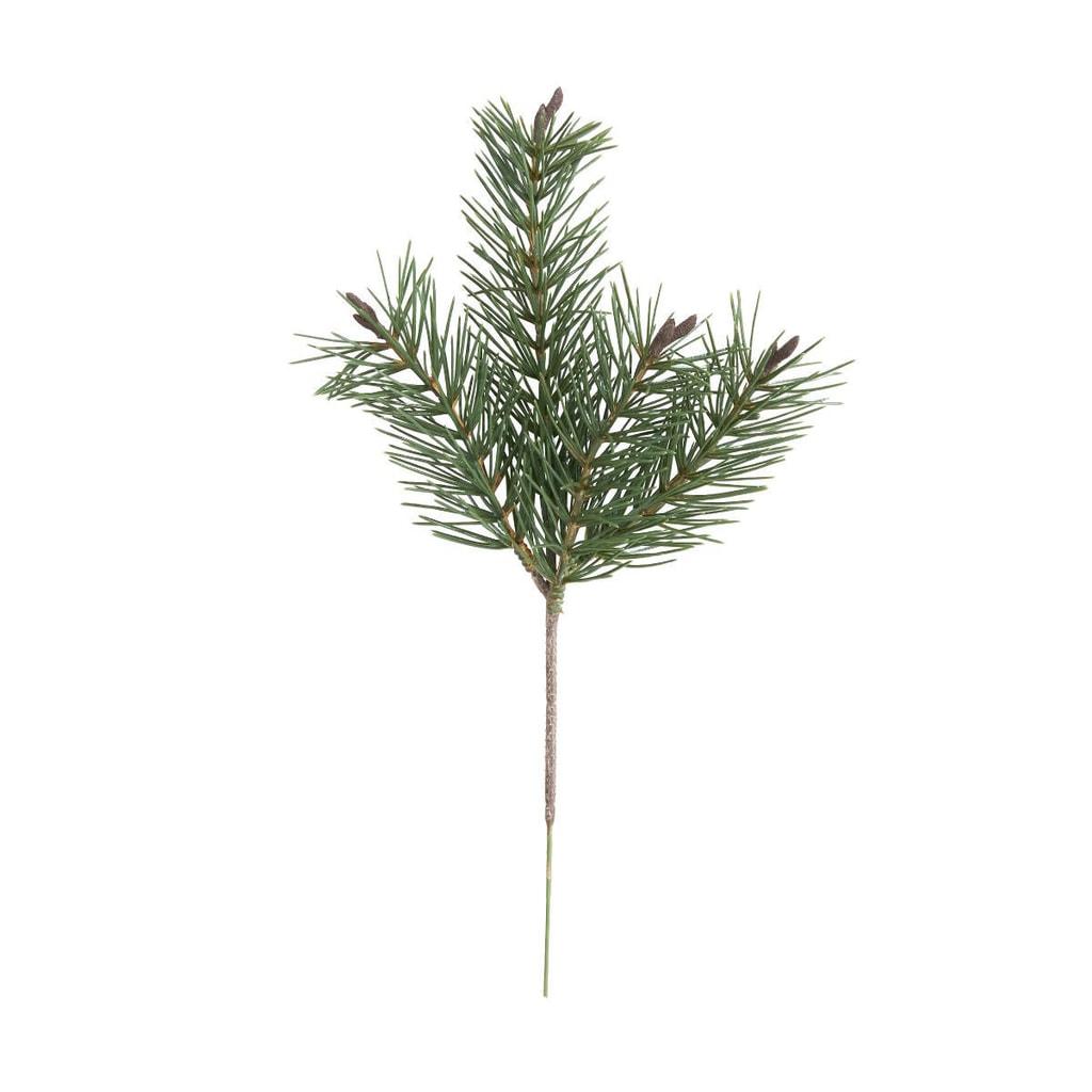 WINTERGREEN Větvička jedle 30 cm