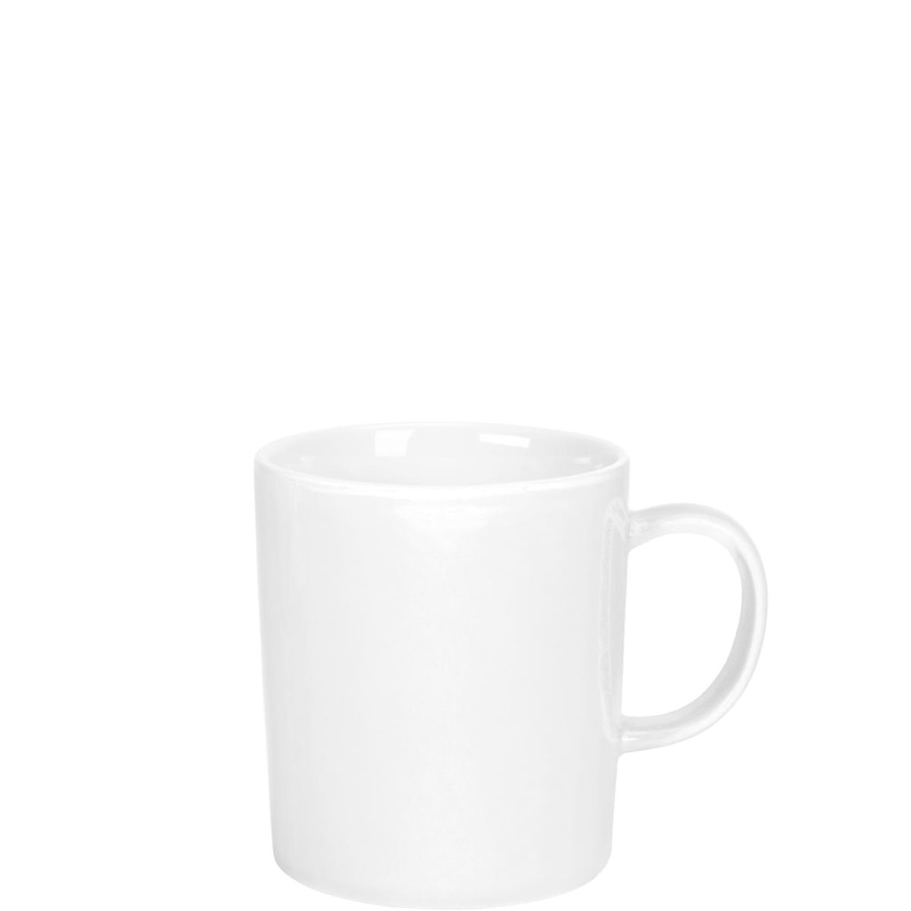 MIX IT! Hrnek na kávu 250 ml - bílá