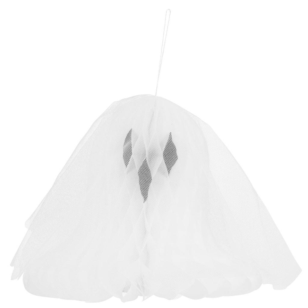 HALLOWEEN Papírová dekorace duch