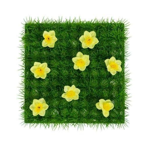 FLORISTA Trávník s květy - žlutá