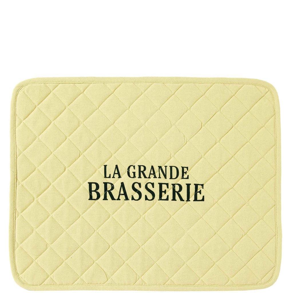 Fotografie LA GRANDE BRASSERIE Prostírání - žlutá