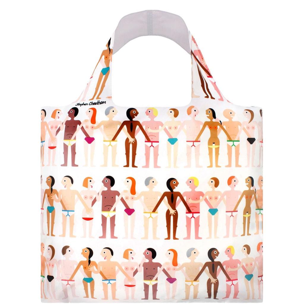 LOQI Nákupní taška Sexy