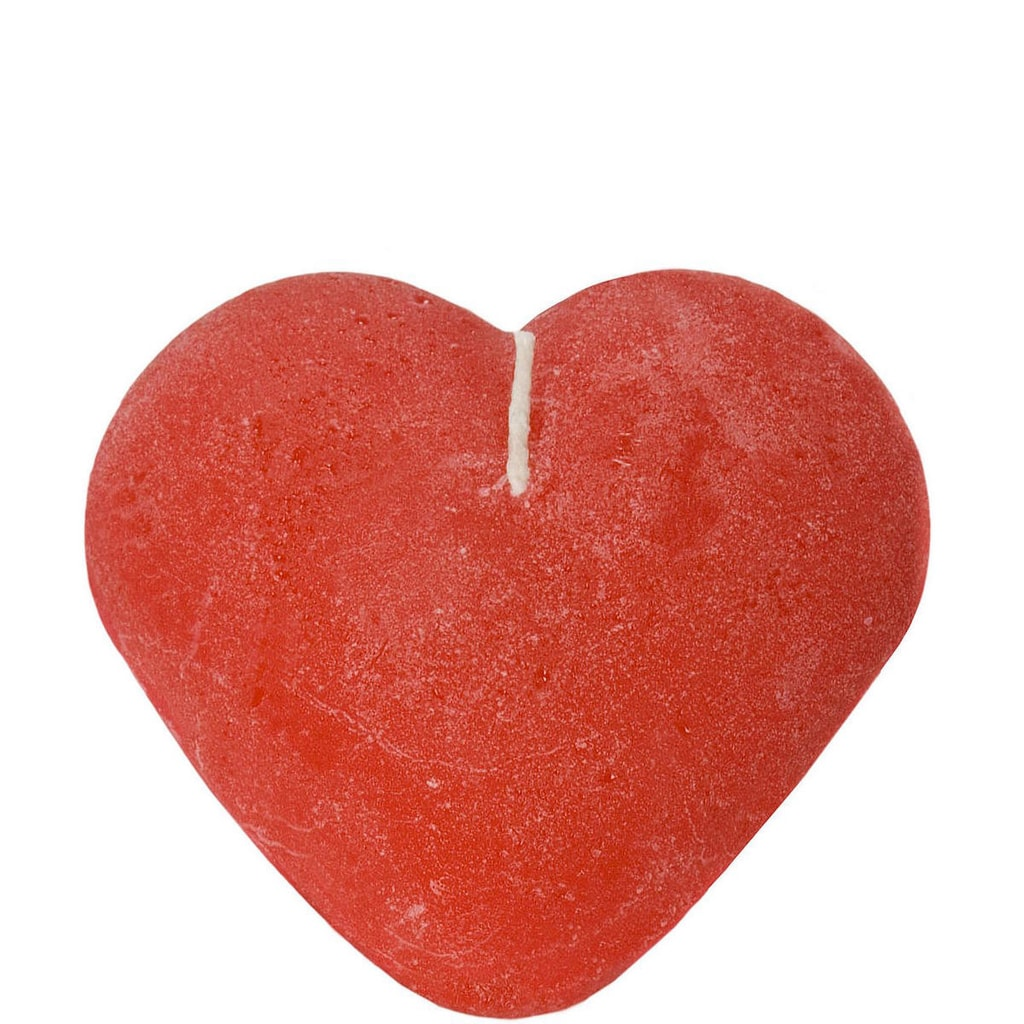 HEART Svíčka 11 cm