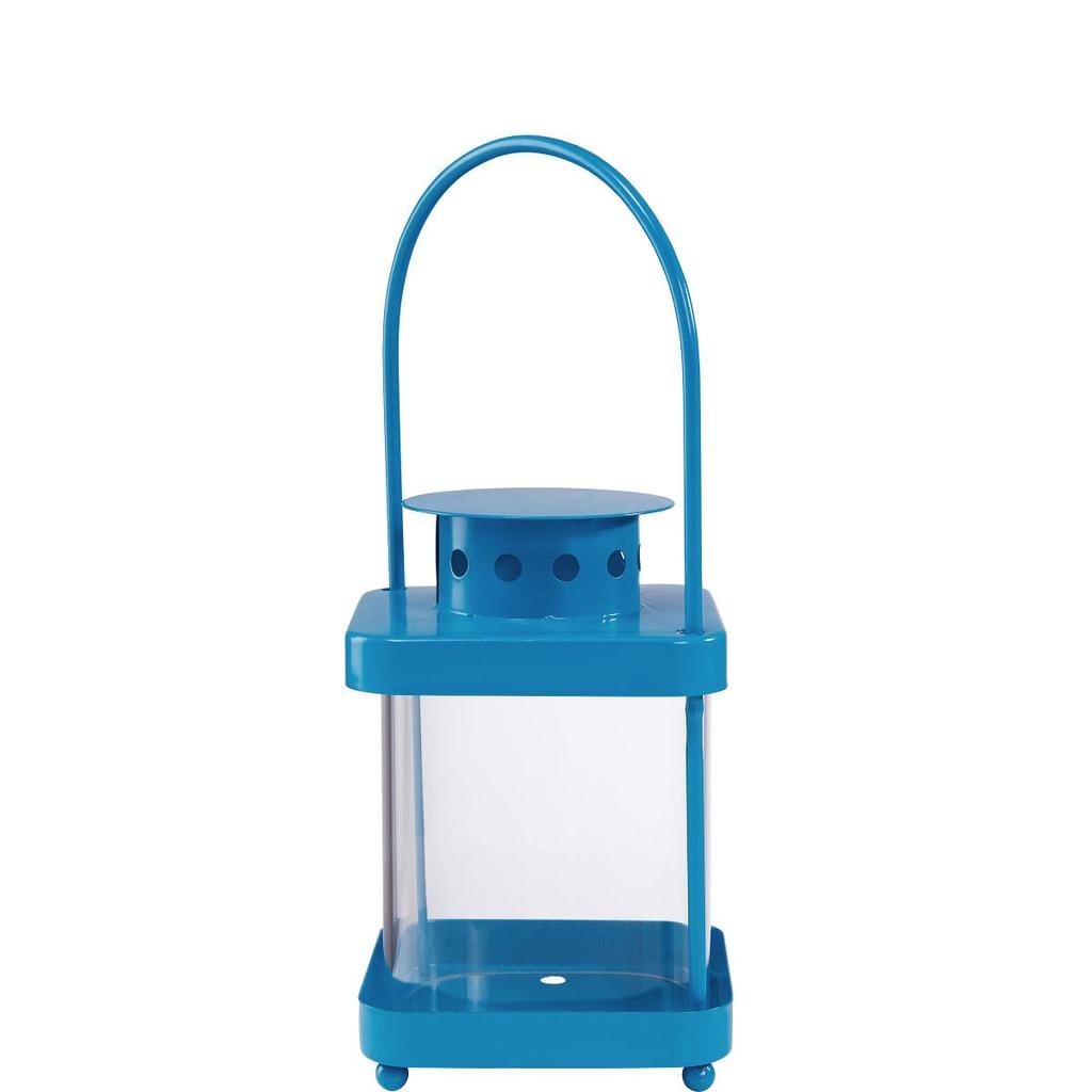 LIGHTHOUSE Lucerna - modrá