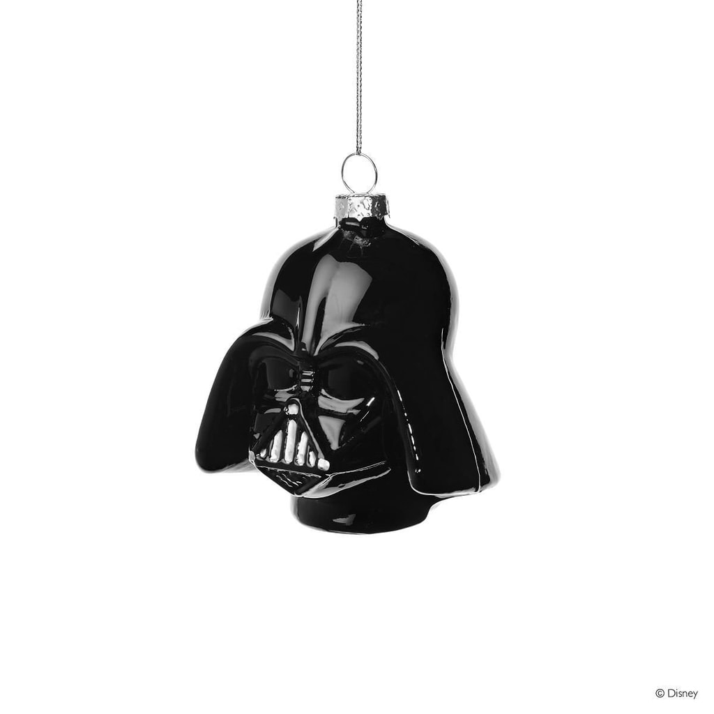 "STAR WARS Ozdoba skleněná ""Darth Vader"""