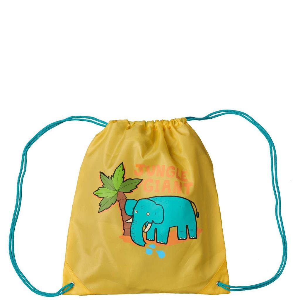 WILD THINGS Dětský vak na cvičení slon