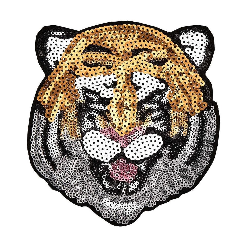 PATCH Nášivka samolepicí tygr