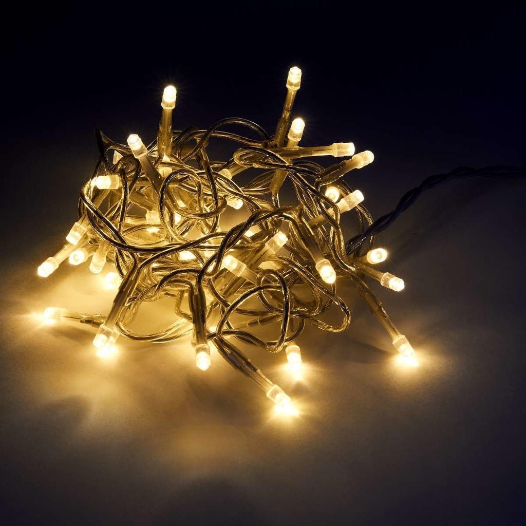 BRIGHT NIGHT LED Světelný řetěz 45 světel