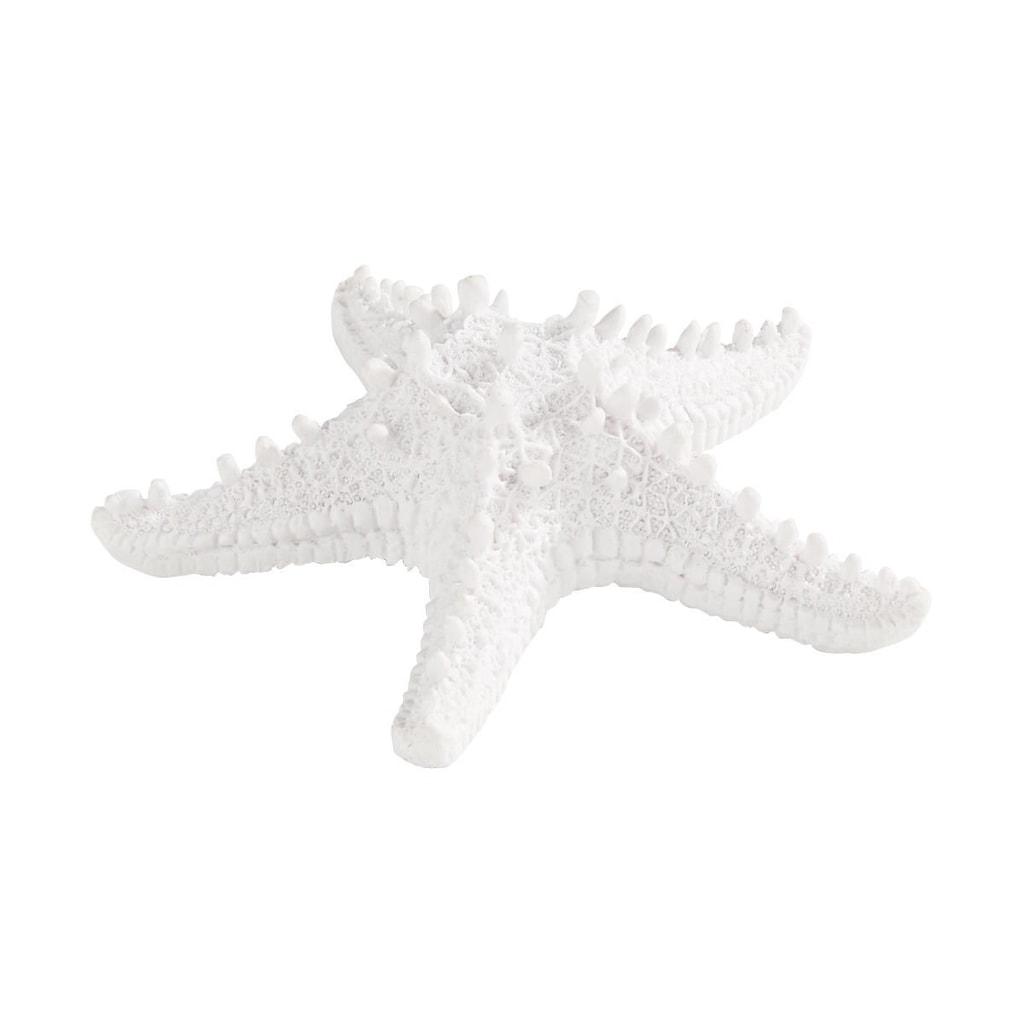 CORAL BEACH Mořská hvězdice - bílá