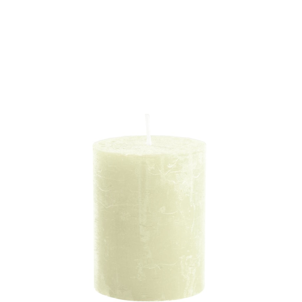 RUSTIC Svíčka 9 cm - slonová kost