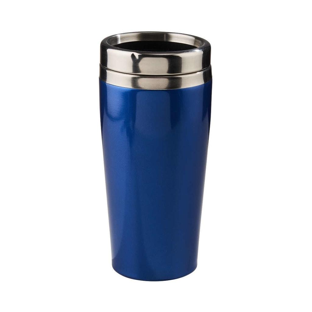 IRON MAN Termohrnek 450 ml - modrá