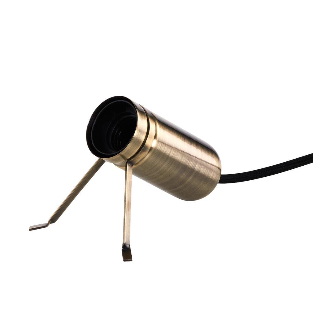 LUMOS Stolní lampa - měděná