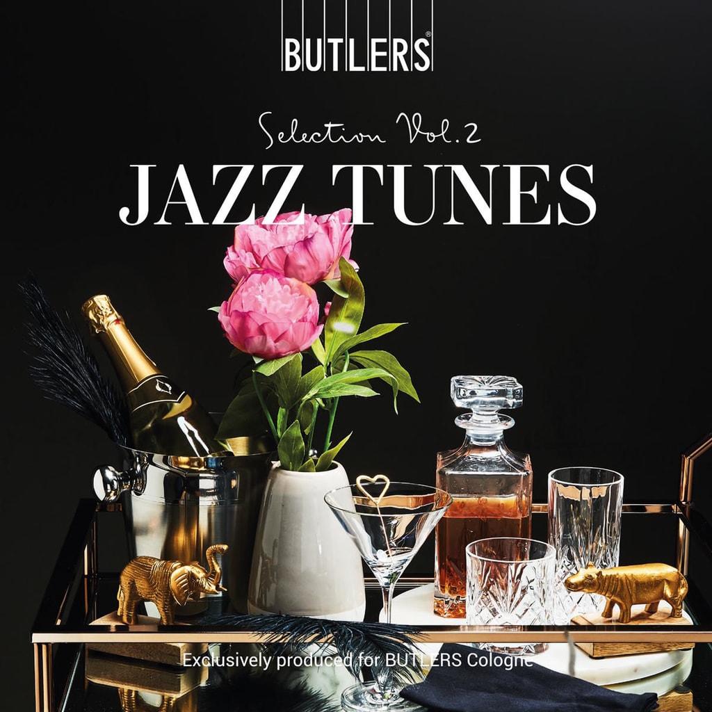 JAZZ TUNES CD jazzová hudba II