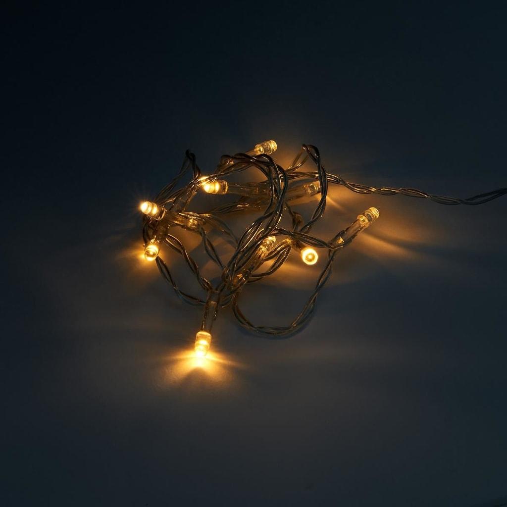 BRIGHT NIGHT LED Světelný řetěz 10 světel