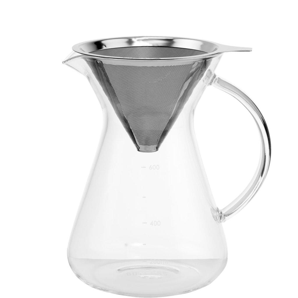 SLOW COFFEE Konvice na překapávanou kávu 600ml