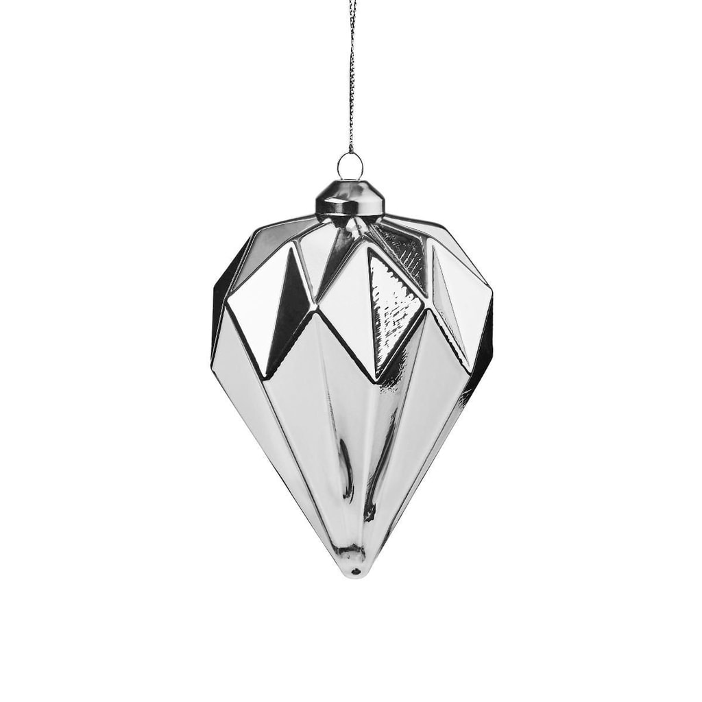 HANG ON Ozdoba diamant 12 cm